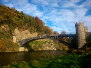 speyside bridge