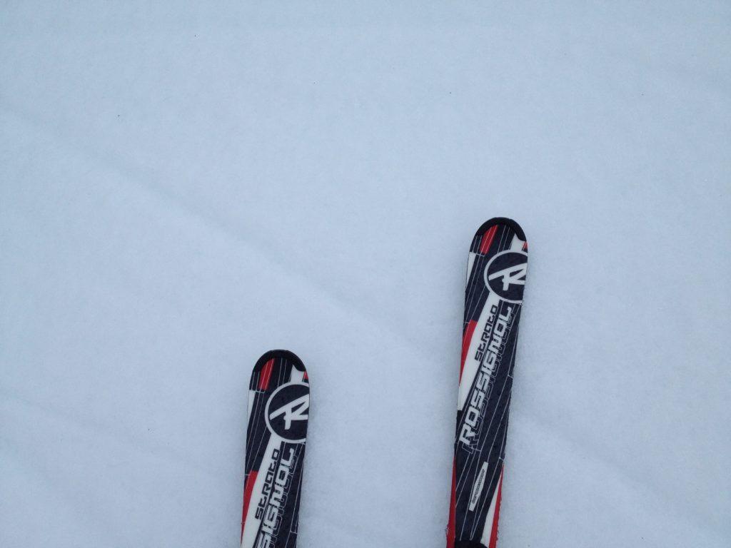 Klar for slalom i august!