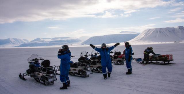 Adventsdalen, Svalbard